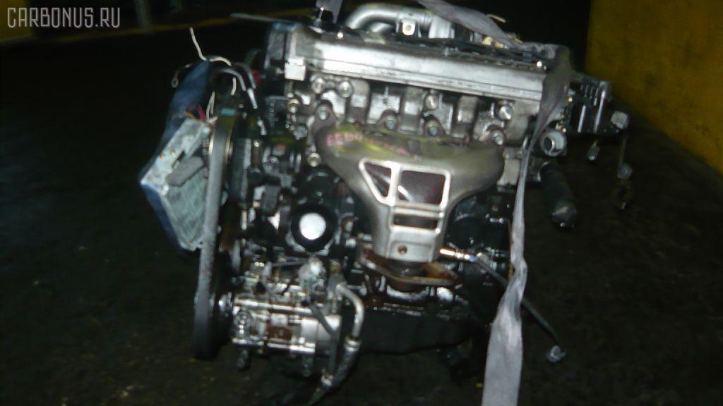 Двигатель TOYOTA COROLLA WAGON EE103V 5E-FE. Фото 11