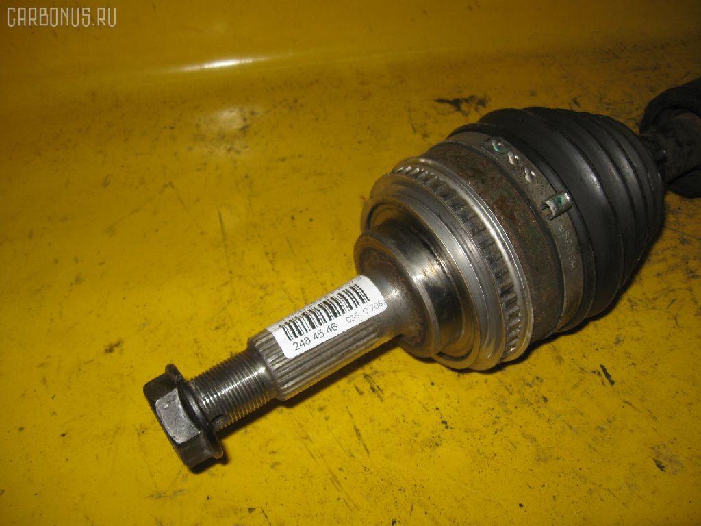 Привод TOYOTA GAIA SXM15G 3S-FE. Фото 2