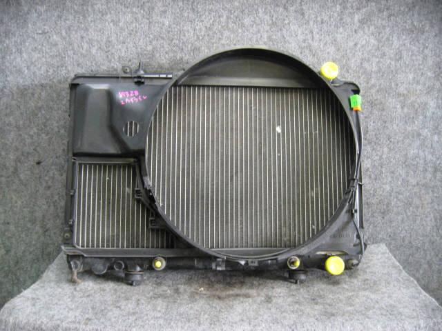 Радиатор ДВС NISSAN SKYLINE ECR32 RB25DE. Фото 2