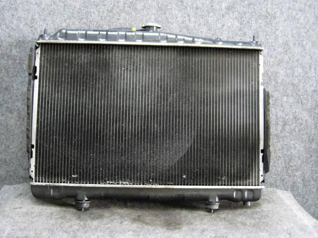 Радиатор ДВС NISSAN SKYLINE HR34 RB20DE. Фото 6