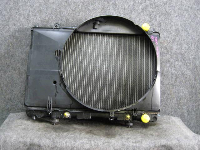 Радиатор ДВС NISSAN SKYLINE HR34 RB20DE. Фото 5