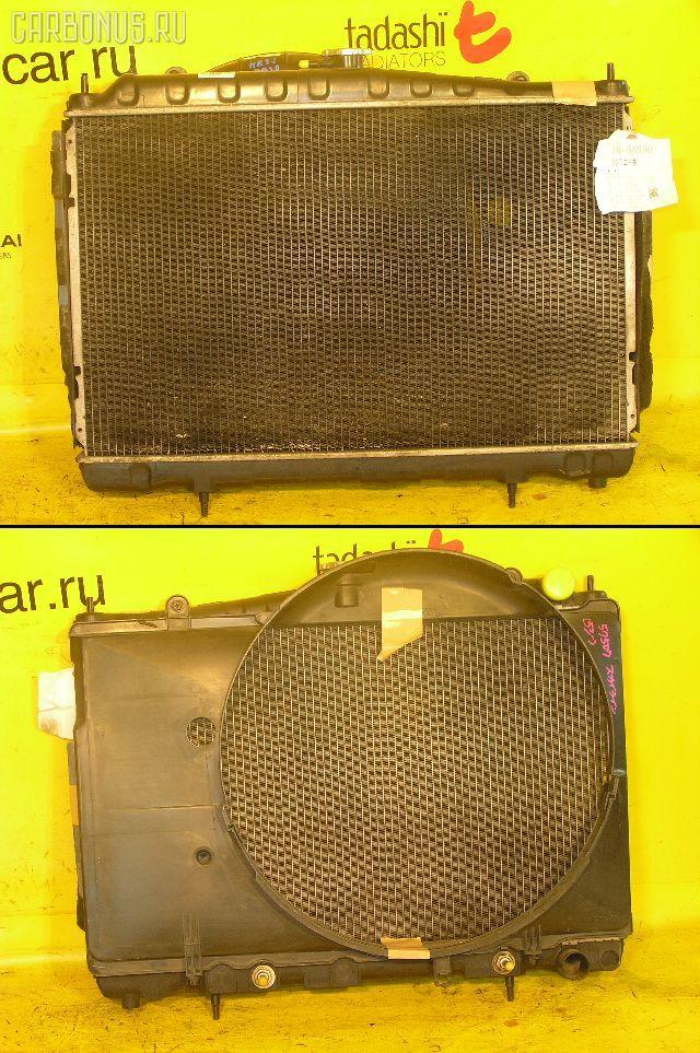 Радиатор ДВС NISSAN SKYLINE HR34 RB20DE. Фото 4