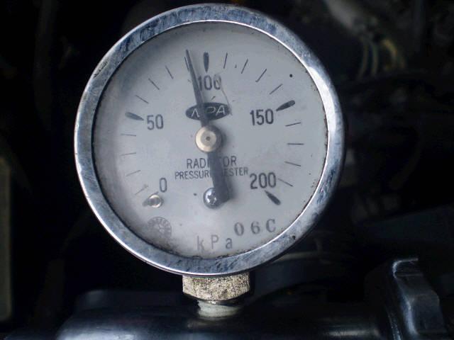 Радиатор ДВС NISSAN SKYLINE HR33 RB20E. Фото 7