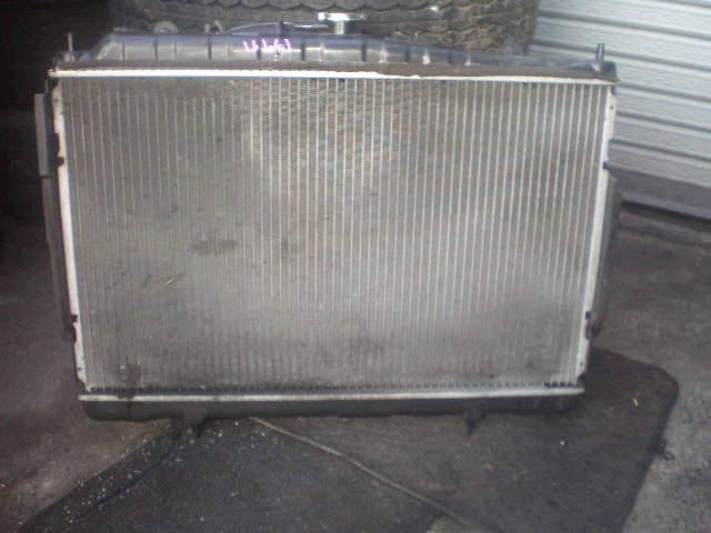 Радиатор ДВС NISSAN SKYLINE HR33 RB20E. Фото 6