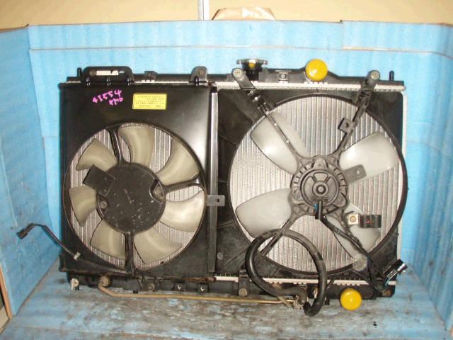 Радиатор ДВС MITSUBISHI LIBERO CB1V 4G13. Фото 2