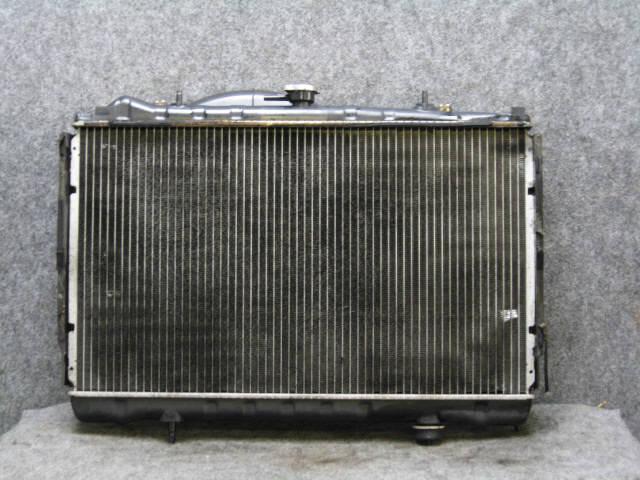 Радиатор ДВС NISSAN SKYLINE ECR32 RB25DE. Фото 6