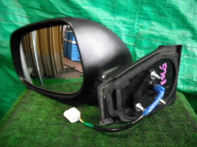 Зеркало двери боковой TOYOTA VITZ KSP90. Фото 4