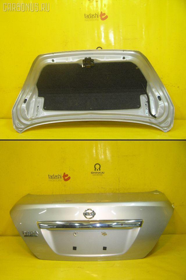Крышка багажника NISSAN TIIDA LATIO SC11. Фото 6