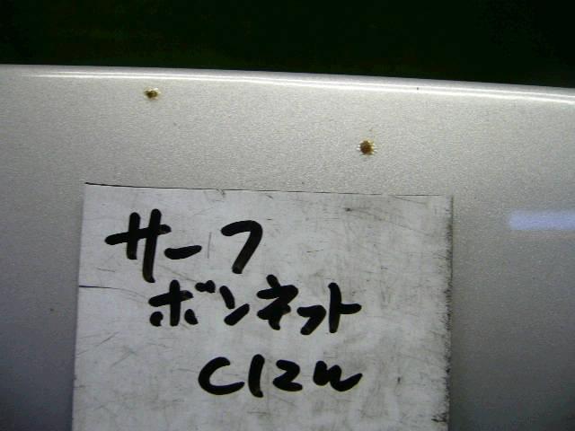 Капот TOYOTA HILUX SURF RZN185W. Фото 4