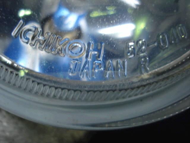Туманка бамперная TOYOTA VITZ NCP10. Фото 2