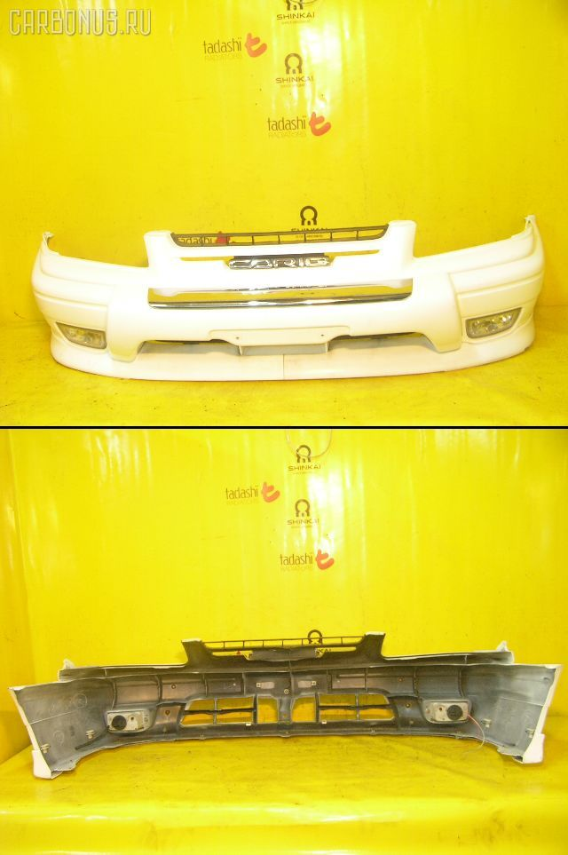 Бампер TOYOTA SPRINTER CARIB AE115G. Фото 5