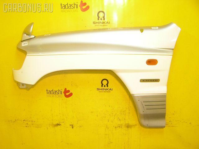 Крыло переднее MITSUBISHI PAJERO V45W. Фото 8