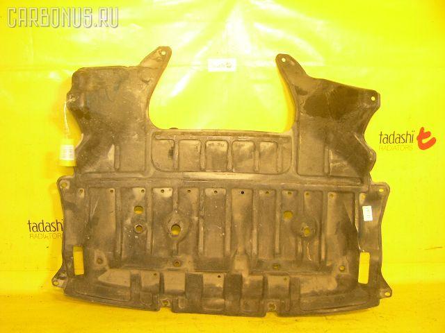 Защита двигателя TOYOTA CHASER SX100 4S-FE. Фото 3
