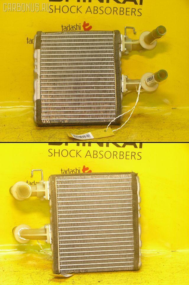Радиатор печки NISSAN LIBERTY PM12 SR20DE. Фото 1
