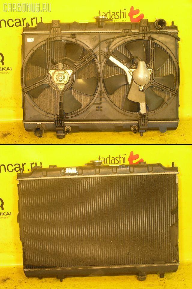 Радиатор ДВС NISSAN AVENIR PW11 SR20DE. Фото 2