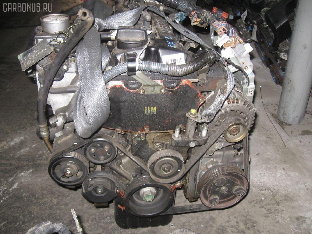 Двигатель NISSAN CUBE AZ10 CGA3DE. Фото 2