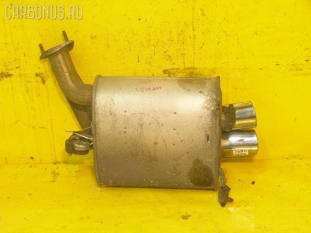 Глушитель NISSAN SKYLINE V35 VQ25DD. Фото 1