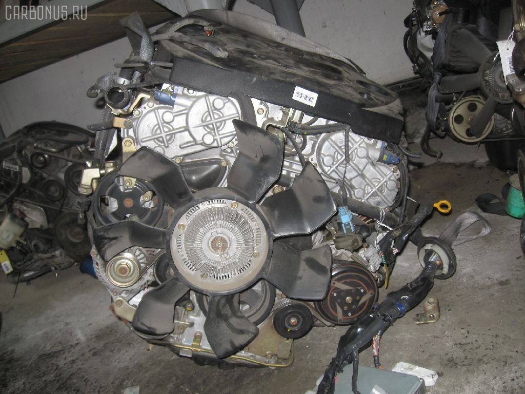 Двигатель NISSAN SKYLINE V35 VQ25DD. Фото 1