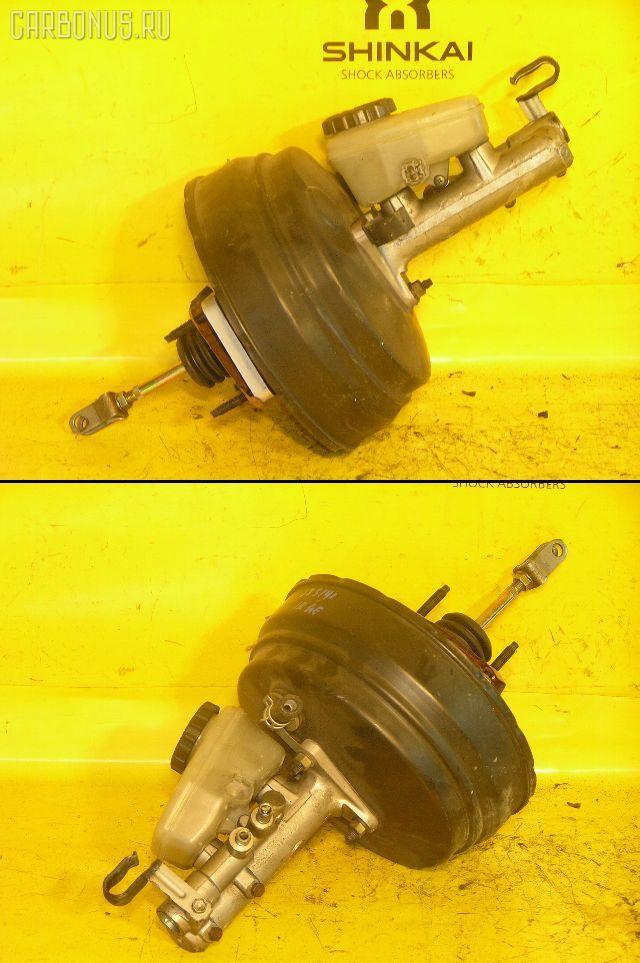 Главный тормозной цилиндр TOYOTA CROWN JZS141 1JZ-GE. Фото 2