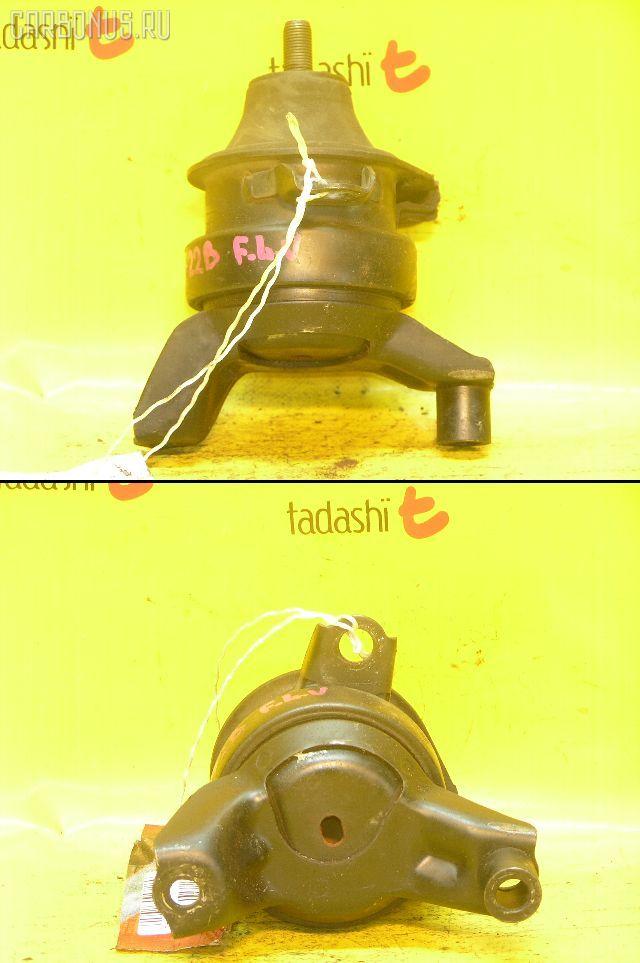 Подушка двигателя HONDA PRELUDE BB5 F22B. Фото 1