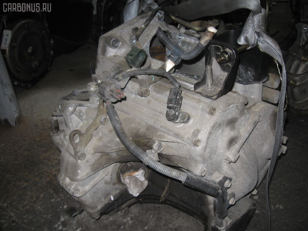 КПП автоматическая HONDA PRELUDE BB5 F22B. Фото 2