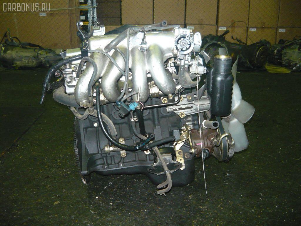 Двигатель TOYOTA LITE ACE NOAH SR50G 3S-FE. Фото 8