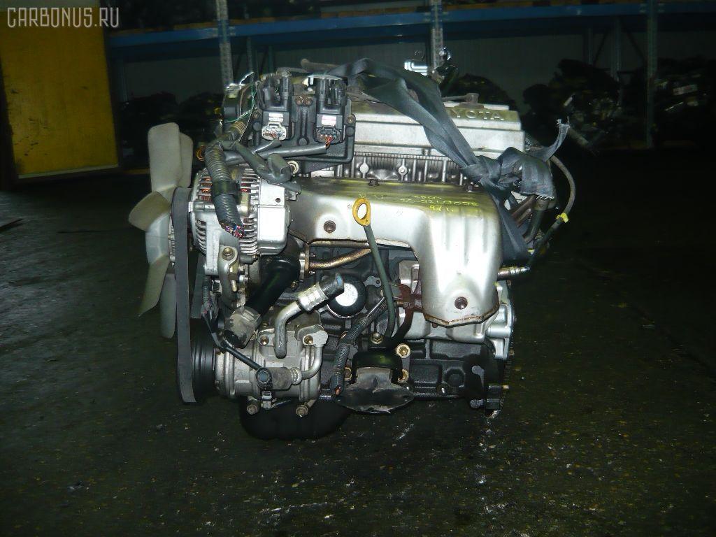 Двигатель TOYOTA LITE ACE NOAH SR50G 3S-FE. Фото 9