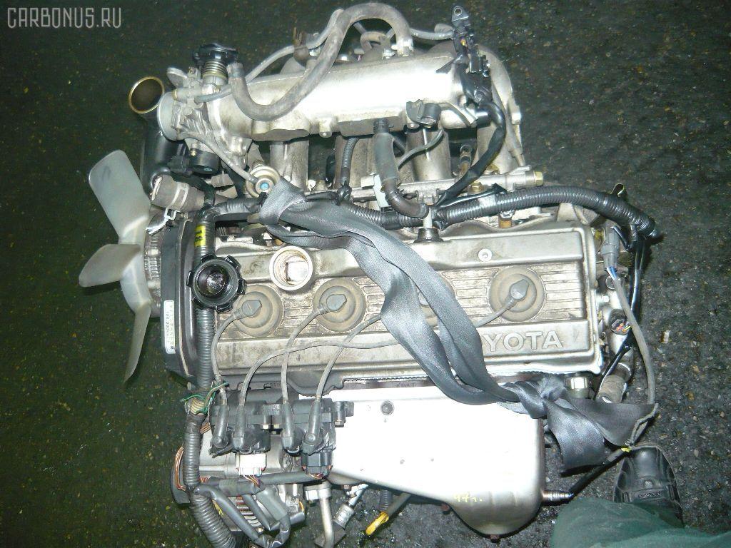Двигатель TOYOTA LITE ACE NOAH SR50G 3S-FE. Фото 10