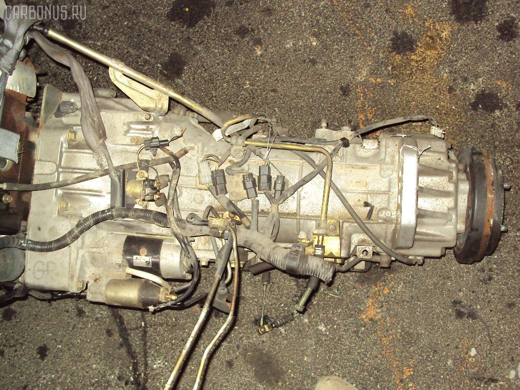 КПП автоматическая MAZDA TITAN WHS5T VS Фото 5