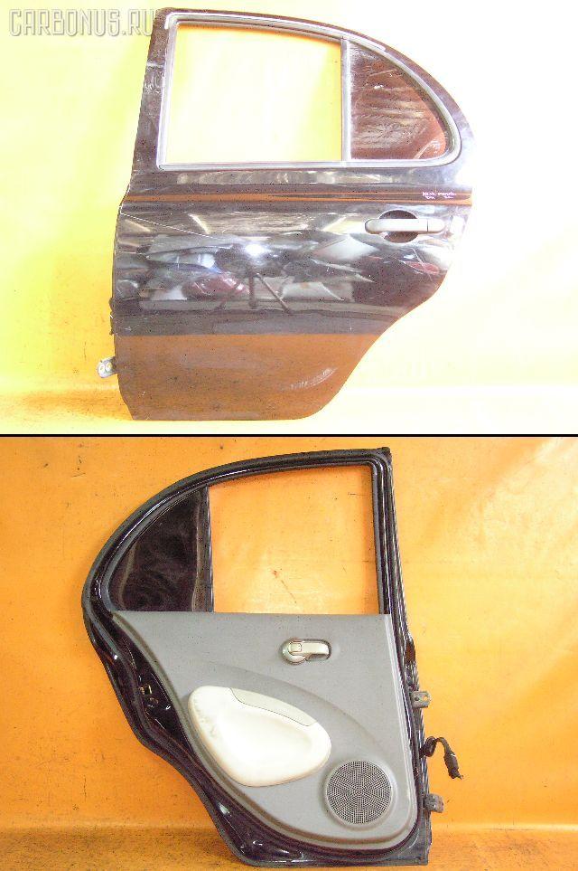 Дверь боковая NISSAN MARCH AK12. Фото 3