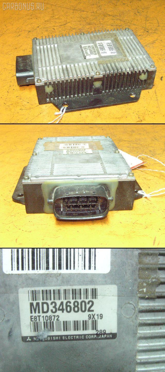 Блок управления инжекторами MITSUBISHI PAJERO V75W 6G74 Фото 1