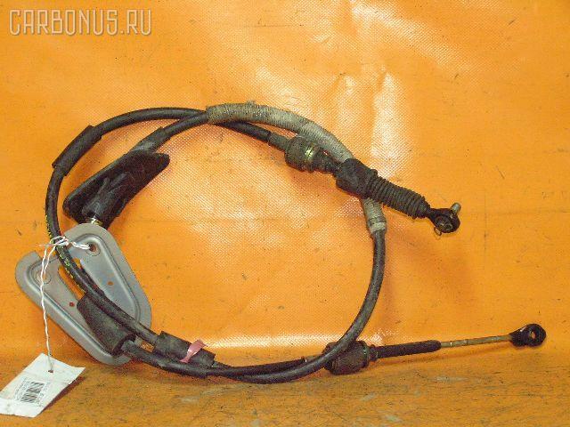 Тросик на коробку передач TOYOTA HARRIER MCU10W 1MZ-FE Фото 1