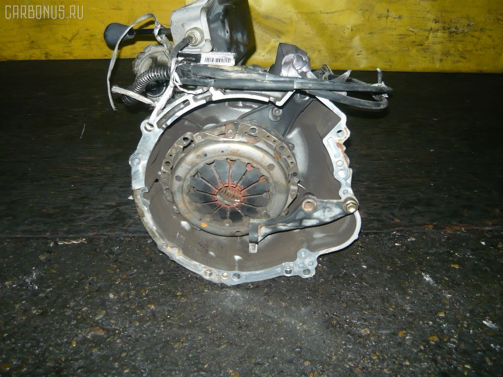 КПП механическая DAIHATSU TERIOS KID J111G EF-DEM. Фото 1
