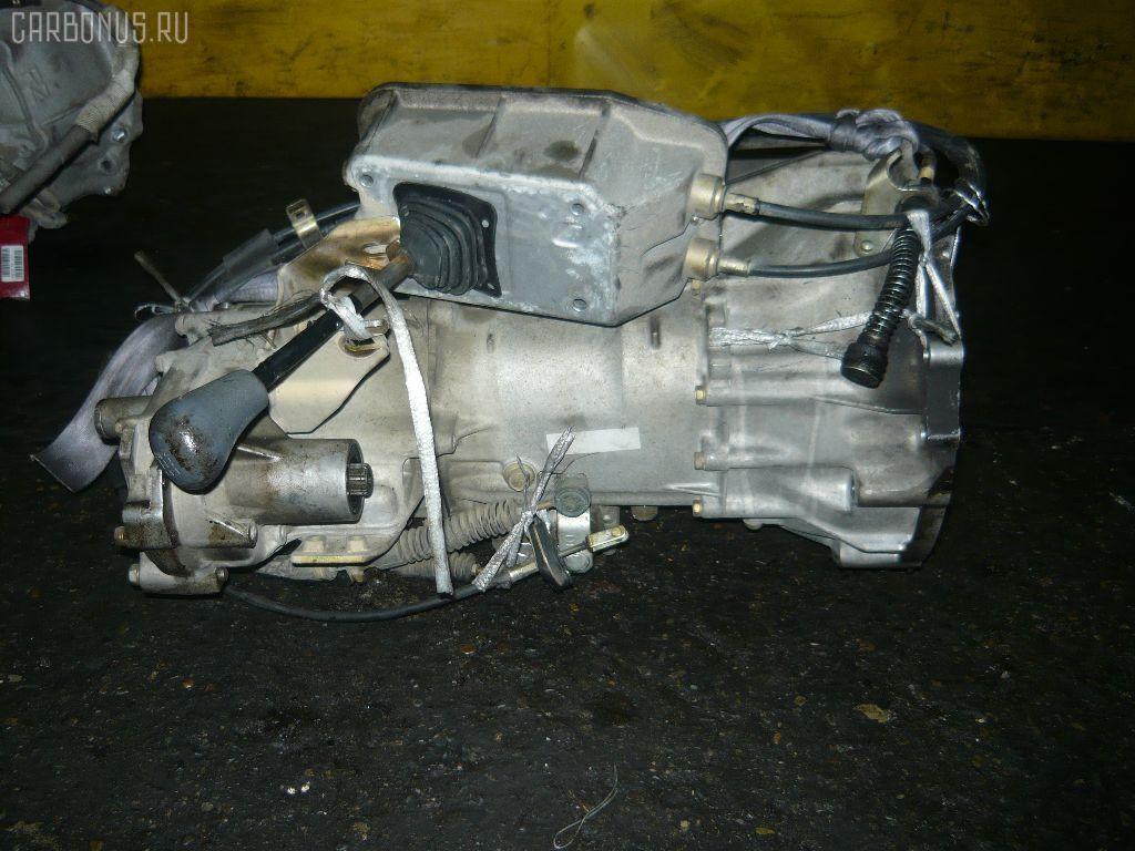 КПП механическая DAIHATSU TERIOS KID J111G EF-DEM. Фото 3