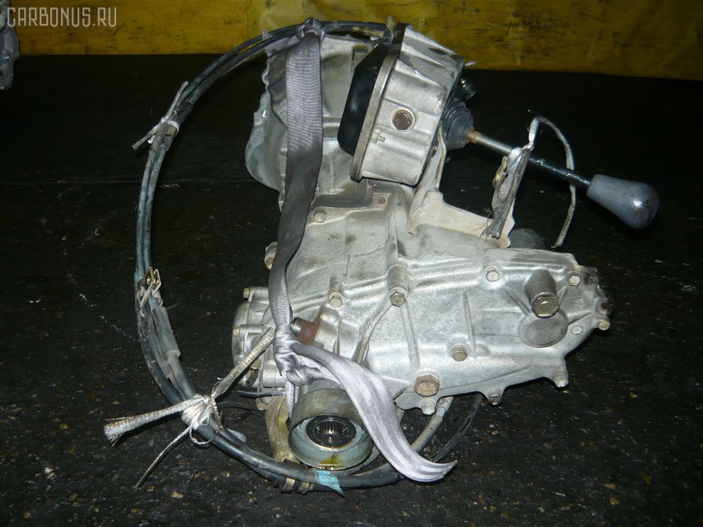 КПП механическая DAIHATSU TERIOS KID J111G EF-DEM. Фото 4