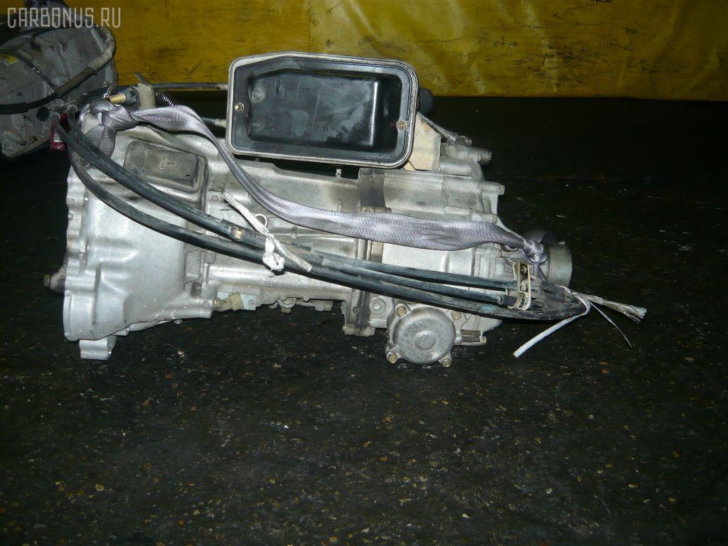 КПП механическая DAIHATSU TERIOS KID J111G EF-DEM. Фото 5