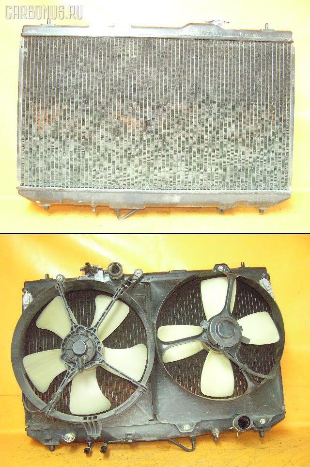 Радиатор ДВС TOYOTA CAMRY SV40 4S-FE. Фото 5
