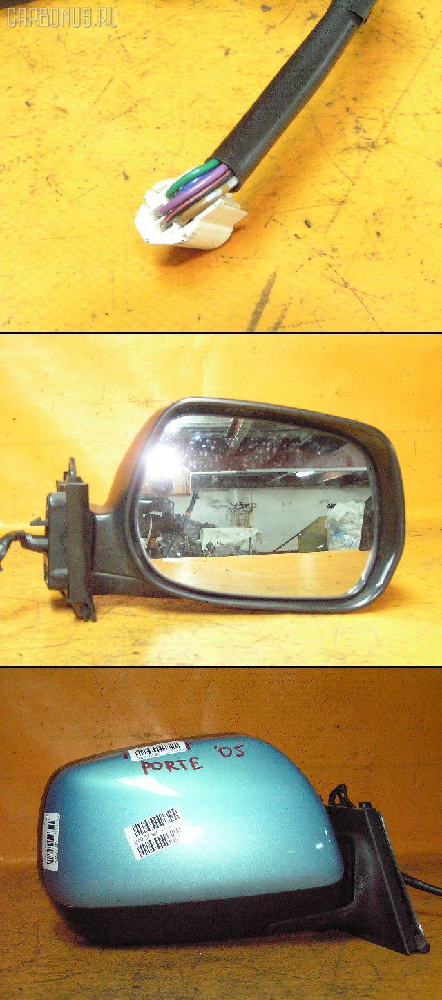 Зеркало двери боковой TOYOTA PORTE NNP11. Фото 1