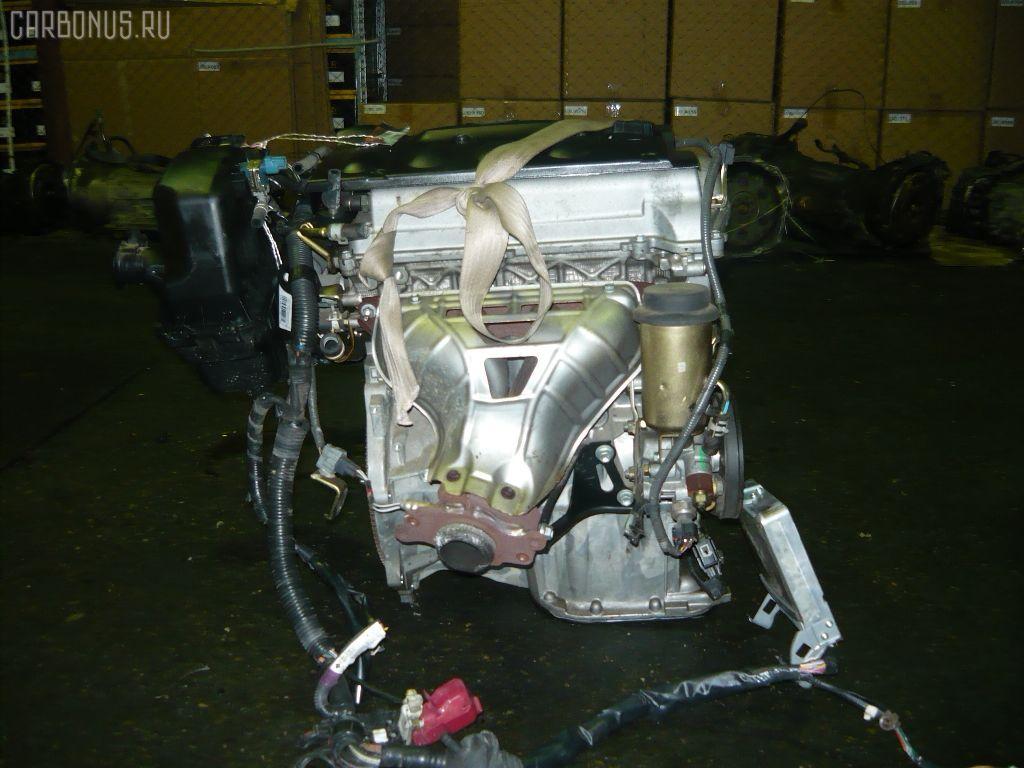 Двигатель TOYOTA RAUM NCZ20 1NZ-FE. Фото 2