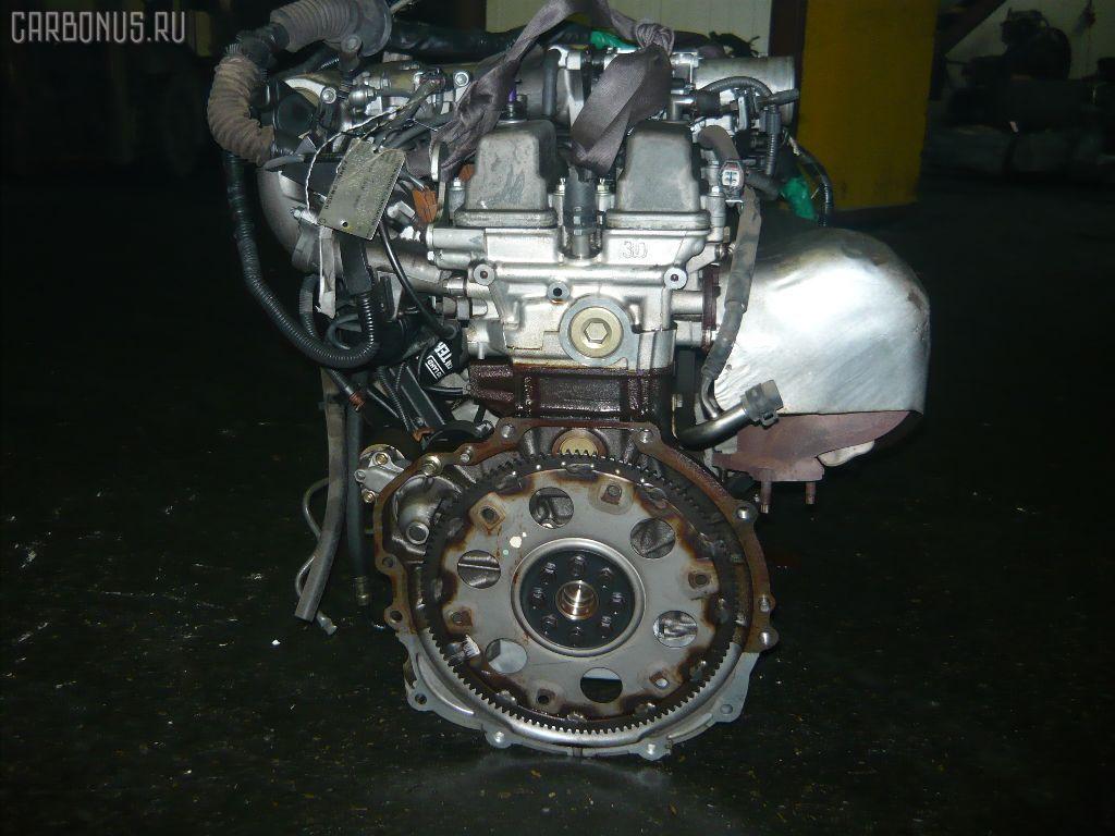 Двигатель TOYOTA CROWN JZS155 2JZ-GE. Фото 9