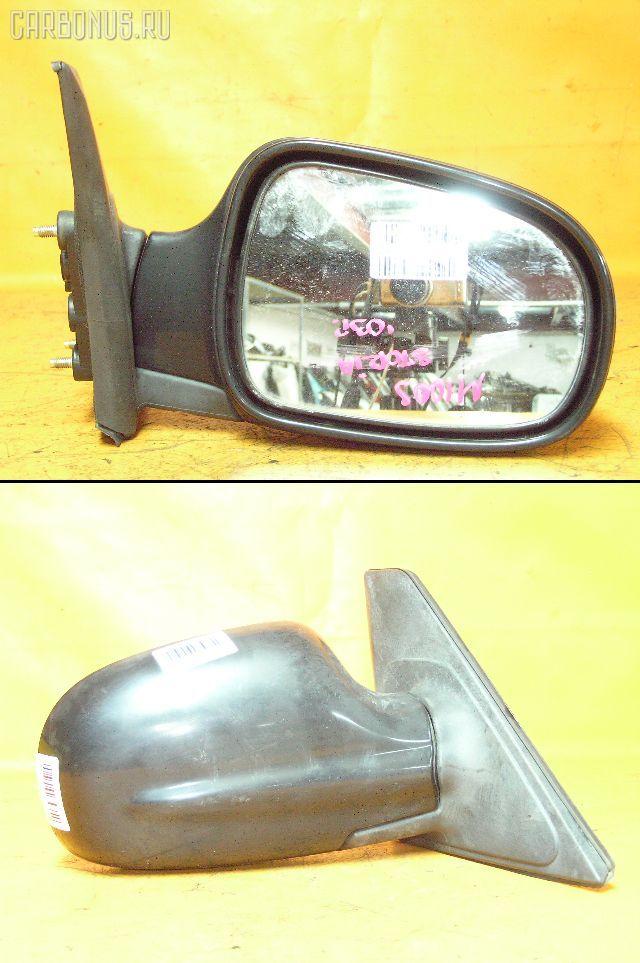 Зеркало двери боковой DAIHATSU STORIA M100S. Фото 1