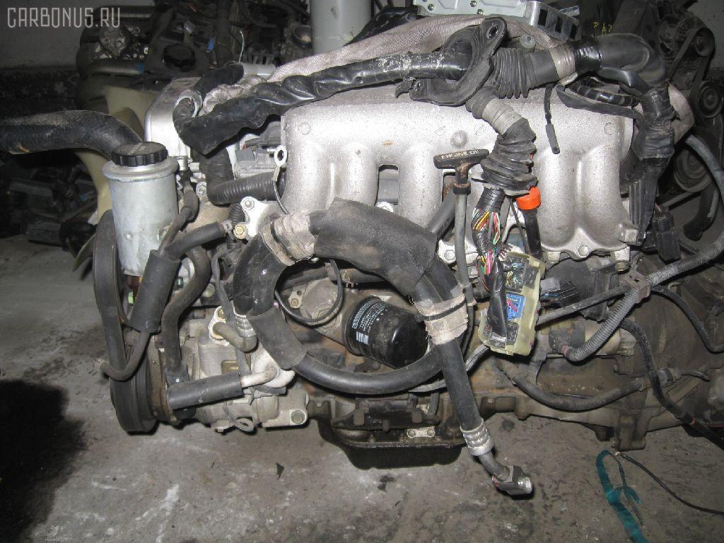 Двигатель TOYOTA CROWN JZS141 1JZ-GE. Фото 1