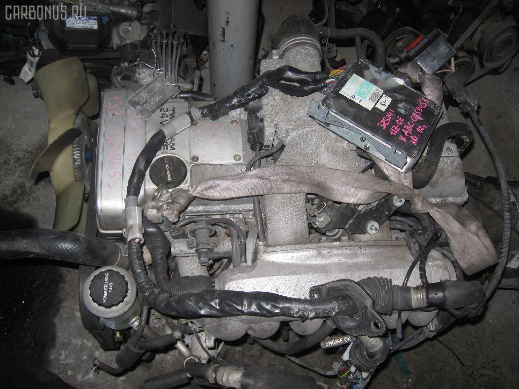 Двигатель TOYOTA CROWN JZS141 1JZ-GE. Фото 2