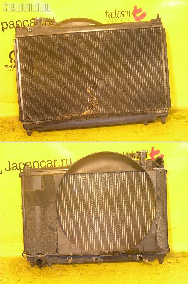 Радиатор ДВС NISSAN STAGEA M35 VQ25DD. Фото 3