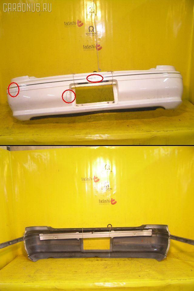 Бампер TOYOTA MARK II JZX100. Фото 1