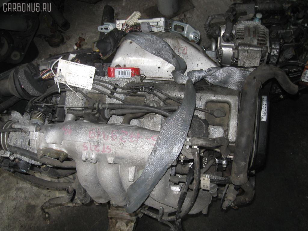Двигатель TOYOTA CORONA PREMIO ST215 3S-FE. Фото 1