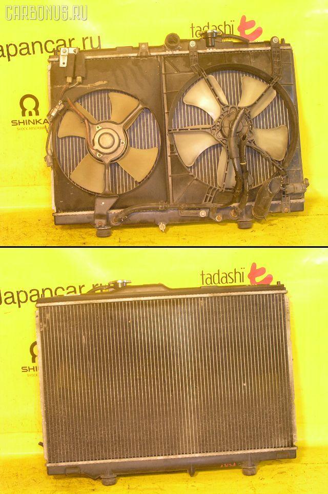 Радиатор ДВС HONDA ODYSSEY RA4 F23A. Фото 6