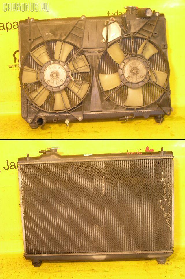 Радиатор ДВС TOYOTA HARRIER MCU10W 1MZ-FE. Фото 1