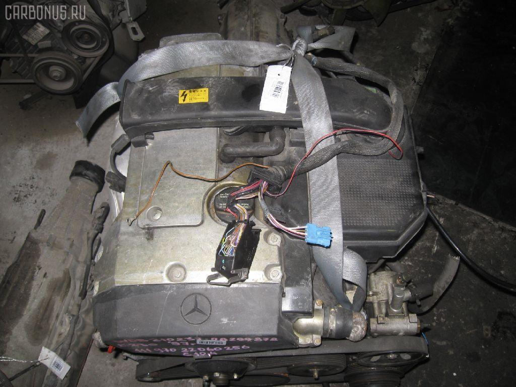 Двигатель MERCEDES-BENZ E-CLASS STATION WAGON S210.237 111.970. Фото 10