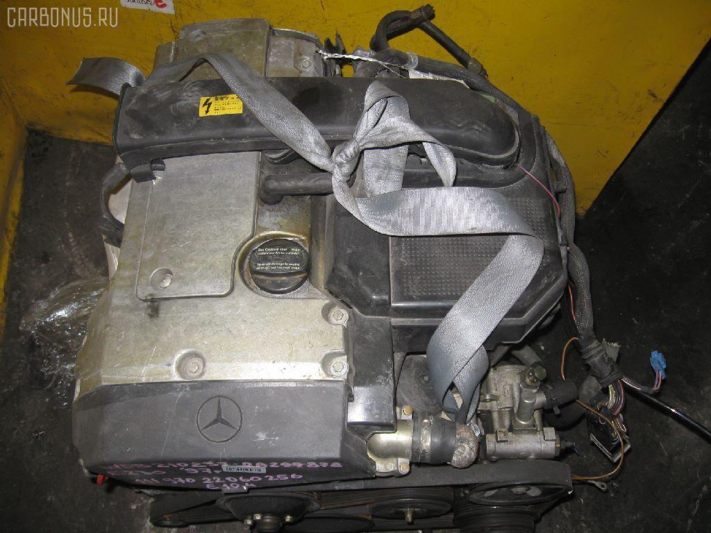 Двигатель MERCEDES-BENZ E-CLASS STATION WAGON S210.237 111.970. Фото 6